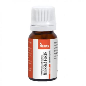Complex de Uleiuri Esentiale Migrena Forte 10ml