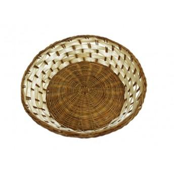 Cos Rotund din Bambus, 23 x 7 cm