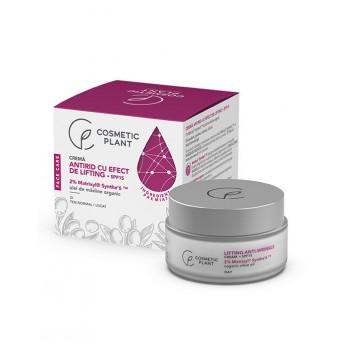 Crema antirid cu efect de lifting cu 2% Matrixyl® Synthe'6 ™ si ulei de masline organic - SPF 15, 50 ml