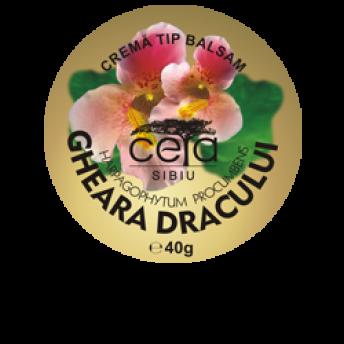 Unguent de Gheara Dracului, 40 gr.