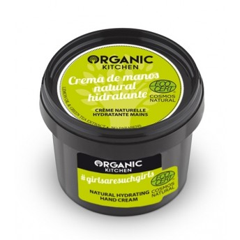 Crema de maini cu lamaie si ceai verde #girlsaresuchgirls - Organic Kitchen