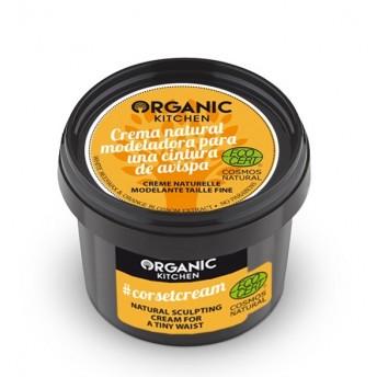 Crema modelatoare pentru talie subtire #corsetcream -  Organic Kitchen