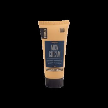 Crema naturala multifunctionala pentru barbati (maini, corp, fata), Biobaza, 30 ml