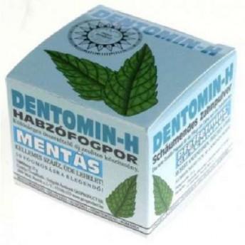 Dentonim, Praf Dinti Spumant, cu Menta, 25 g