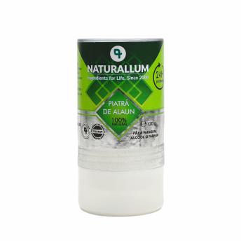 Deodorant Piatra de Alaun, 120 gr