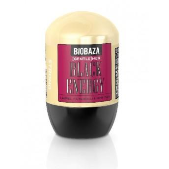 Deodorant natural pentru barbati BLACK ENERGY (dafin si patchouli) - BIOBAZA