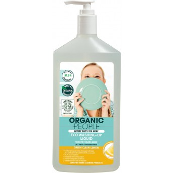 Detergent ecologic pentru vase cu Lamaie 500ml