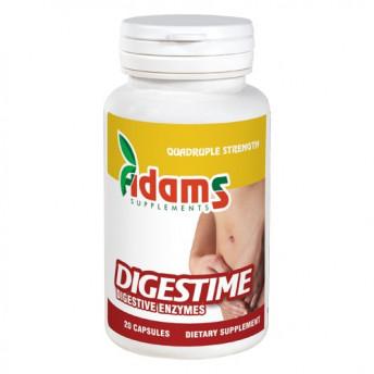Digestime 20 cps, Enzime digestive