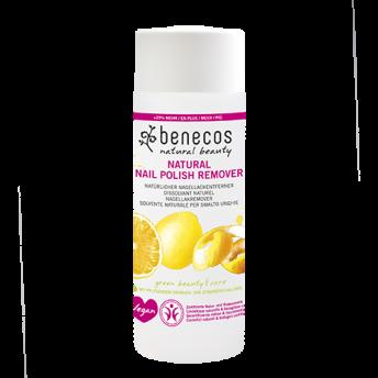 Dizolvant natural pentru lac de unghii, fara acetona - Benecos