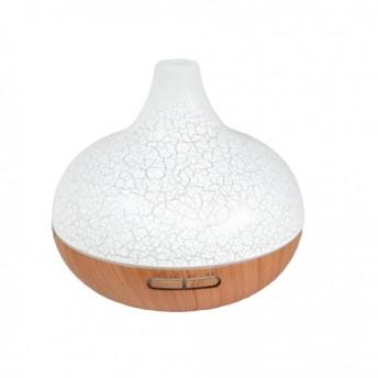 Difuzor Aromaterapie Savonia Santorini, 400 ml - cu USB + Ulei Lavanda