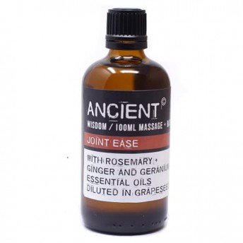 Ulei pentru masaj Joints Ease, 100 ml, Ancient Wisdom