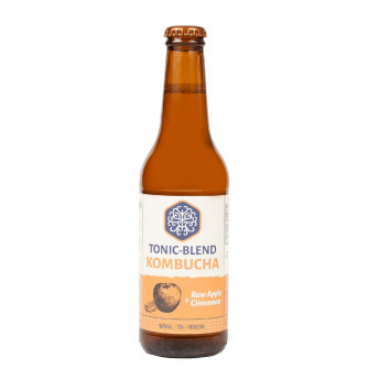 Kombucha - Raw Apple-Cinnamon, 330 ml, Tonic-Blend