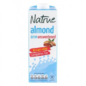 Lapte vegetal din Migdale neindulcit 1l, Natrue