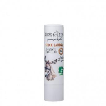 Lip Stick hidratant si reparator BIO cu lapte de magarita, La Dispensa, 15 ml