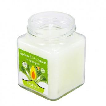 Lemongrass - Lumanare 100% Naturala