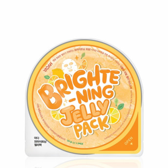 Masca iluminatoare, tip servetel, Jelly Pack, YADAH, 1 buc
