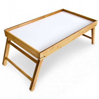 Masuta pentru pat din Bambus