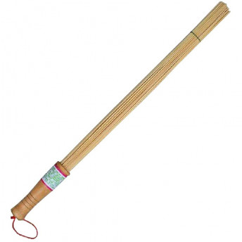 Dispozitiv din bete de bambus pentru masaj, 57cm