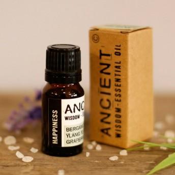 Fericire - Mix Uleiuri Esentiale Naturale Pure - 10 ml, Ancient Wisdom