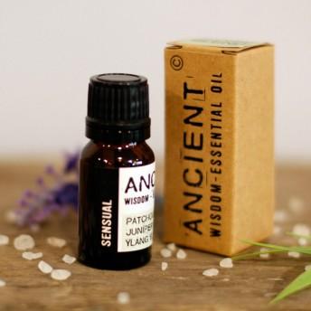 Senzual - Mix Uleiuri Esentiale Naturale Pure - 10 ml, Ancient Wisdom