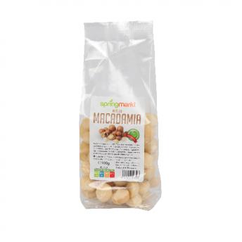 Nuci intregi de Macadamia 100gr