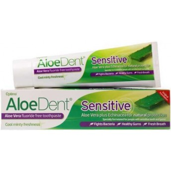 Pasta de dinti cu Aloe Vera si Echinacea, 100 ml