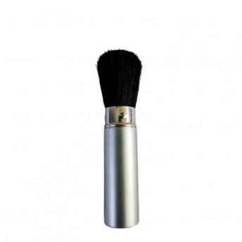 Pensula profesionala pentru machiaj, retractabila, 9 cm