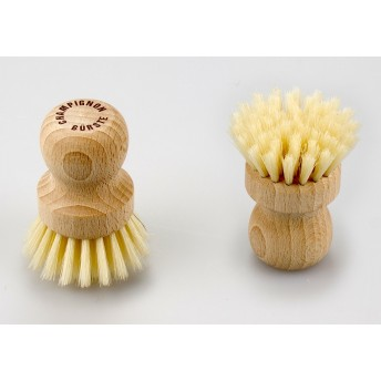 perie naturala pentru curatarea ciupericlor