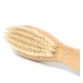 Perie pentru barba, din lemn de bambus - Ancient Wisdom