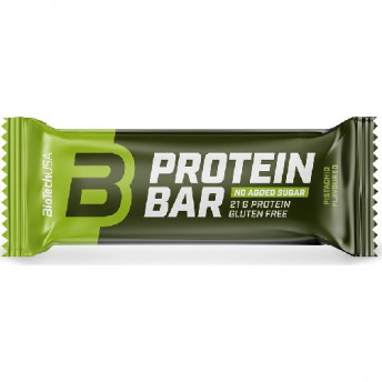 Baton Energizant - Protein Bar 70gr Pistacio Biotech USA