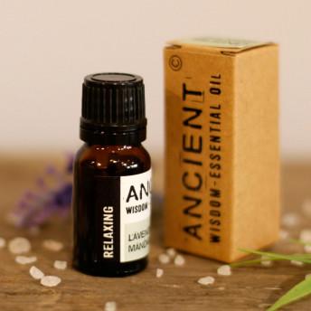 Relaxare - Mix Uleiuri Esentiale Naturale Pure - 10 ml, Ancient Wisdom