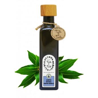 Sampon Natural pentru Barbati (camfor), 250 ml, Tuli a Tuli