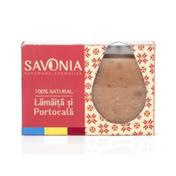 Sapun Natural Lamaita si Portocala