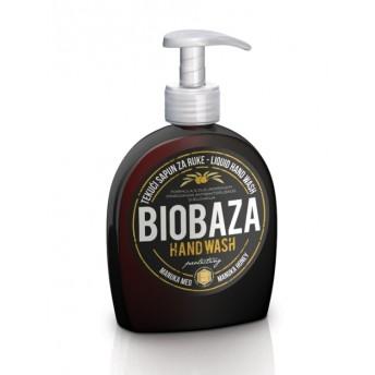 Sapun lichid natural cu miere de Manuka, 300 ml - BIOBAZA