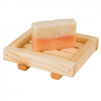 sapuniera lemn