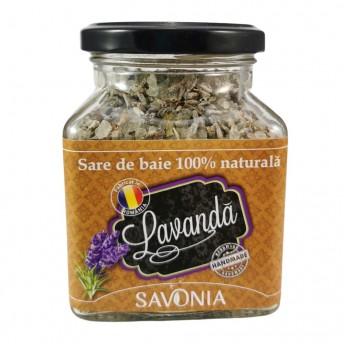 Sare de Baie Savonia cu Lavanda