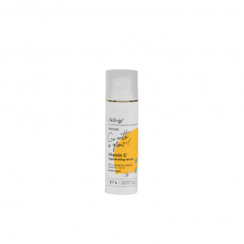 Serum Regenerant cu Vitamina C, KILIG WOMAN, 30 ml