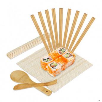 Set pentru Sushi din Bambus
