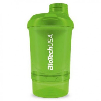 Shaker Wave Green 600ml Biotech USA