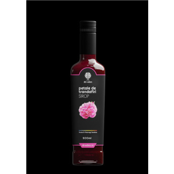 Sirop din petale de Trandafiri, 500 ml