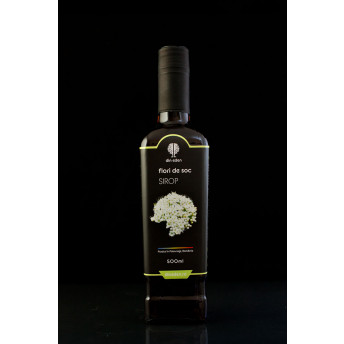 Sirop din Flori de Soc, 500 ml