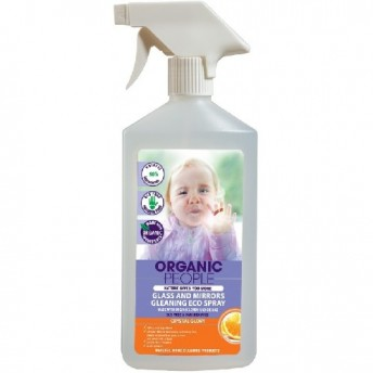 Spray ecologic pentru geamuri si oglinzi,  500ml