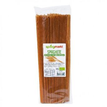 Spaghete din Grau Integral 500gr BIO