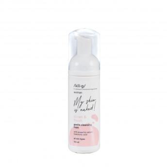 Spuma pentru curatare faciala, KILIG WOMAN, 150 ml