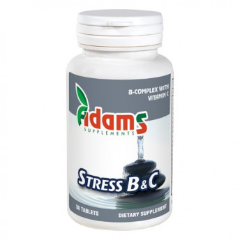 Stress B&C 30 tablete