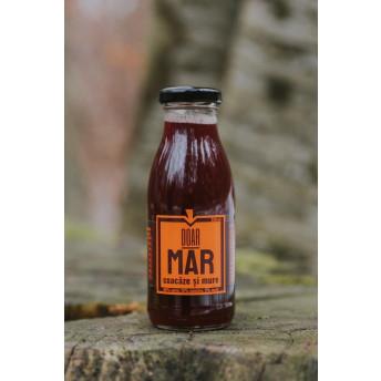 Suc de Mar, Coacaze si Mure, 100% Natural, 250 ml, Doar Mar