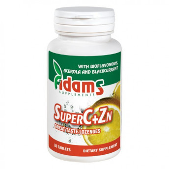 SuperC+Zn 30 tablete