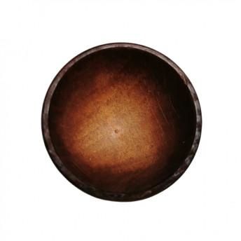 Pahar suport ou fiert din Lemn de Fag, Maro inchis