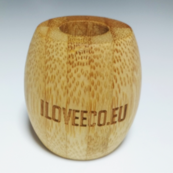 Suport Bambus periuta de dinti - ILOVEECO