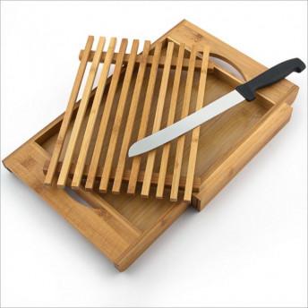 Tocator pentru paine, din lemn de Bambus